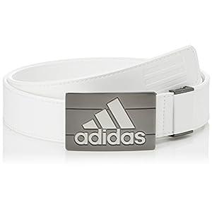 (adidas Golf(アディダスゴルフ)adidas Golf(アディダスゴルフ) CP フリーアジャスタブルロゴベルト AWU60 M72159 ホワイト Free