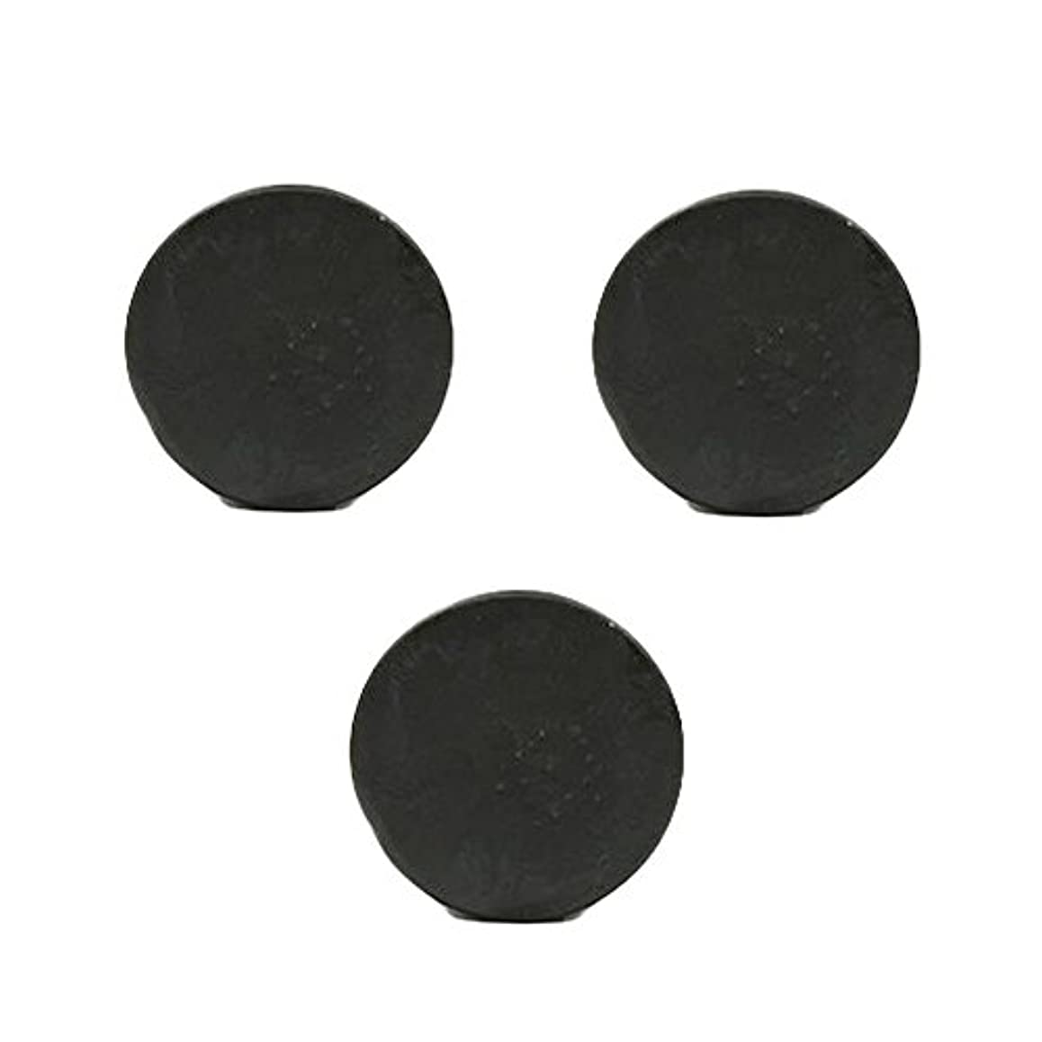 ケント王室のホスト薬用人参クレンジングソープ3個 / Fermented Dark Black Ginseng Cleansing Soap 3pcs[海外直送品] [並行輸入品]