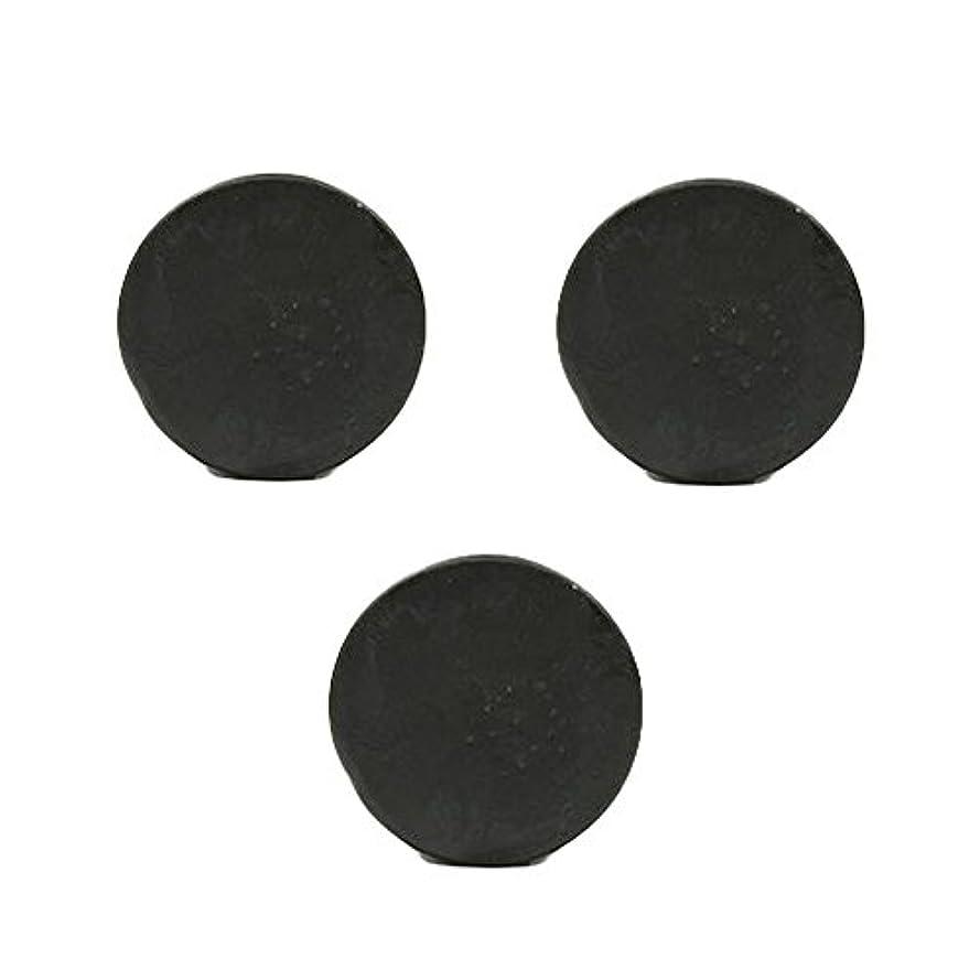 本能葡萄アーサー薬用人参クレンジングソープ3個 / Fermented Dark Black Ginseng Cleansing Soap 3pcs[海外直送品] [並行輸入品]