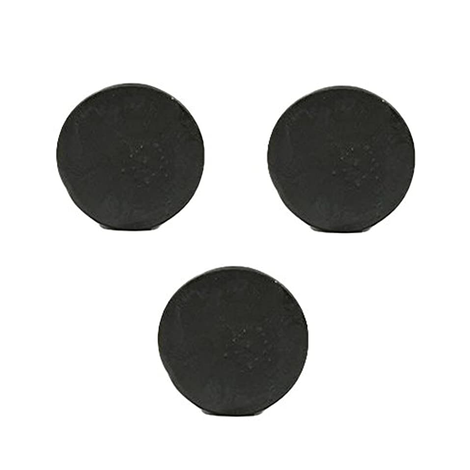 調和のとれたスペイングッゲンハイム美術館薬用人参クレンジングソープ3個 / Fermented Dark Black Ginseng Cleansing Soap 3pcs[海外直送品] [並行輸入品]