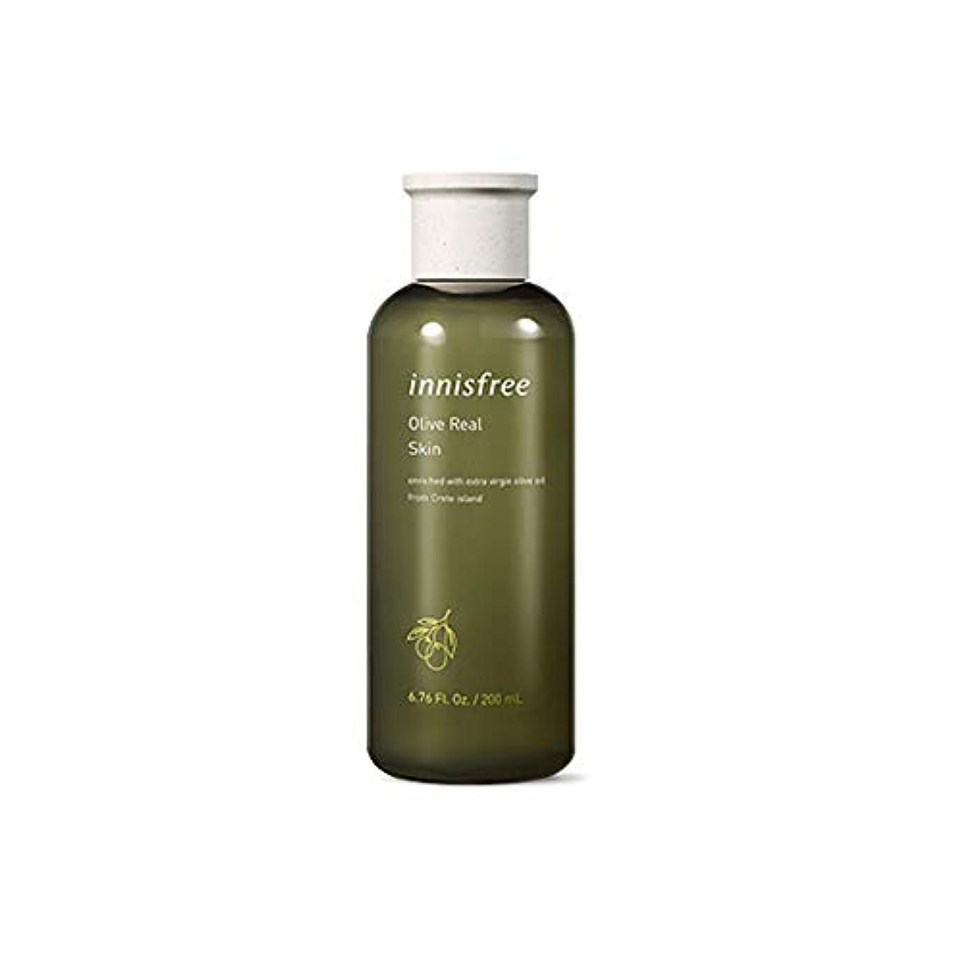 廃止する町支店NEW[イニスフリー] Innisfree オリーブ リアル スキンEX (200ml) Innisfree Olive Real Skin EX(200ml) [海外直送品]
