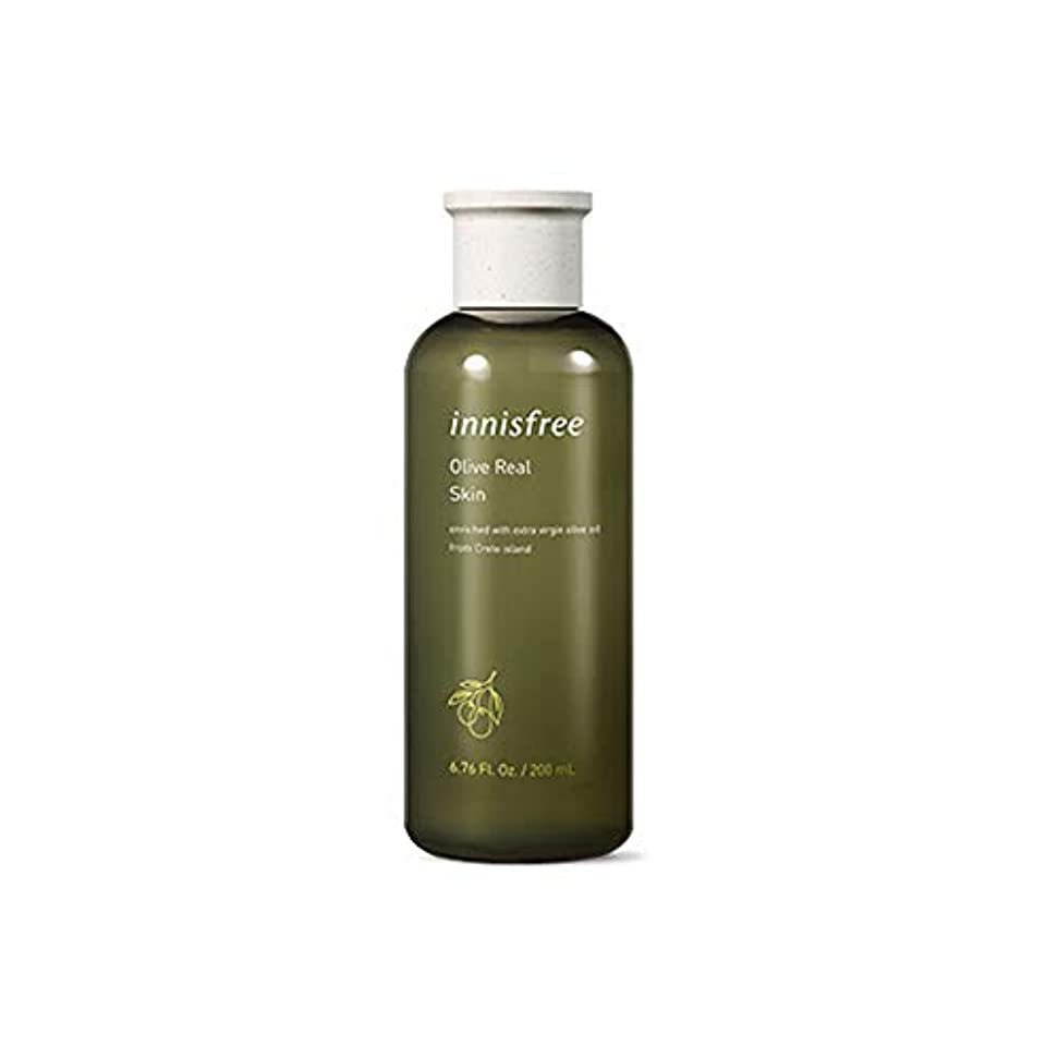 アセンブリ繊細深めるNEW[イニスフリー] Innisfree オリーブ リアル スキンEX (200ml) Innisfree Olive Real Skin EX(200ml) [海外直送品]