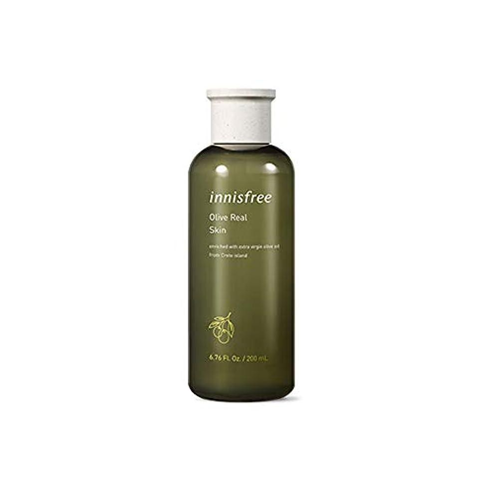 集中政策きつくNEW[イニスフリー] Innisfree オリーブ リアル スキンEX (200ml) Innisfree Olive Real Skin EX(200ml) [海外直送品]