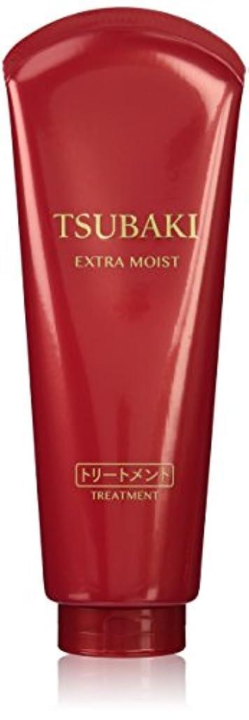 石鹸バーゲン恩恵TSUBAKI エクストラモイスト トリートメント (パサついて広がる髪用) 180g