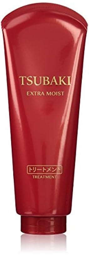 一月マーキーショッキングTSUBAKI エクストラモイスト トリートメント (パサついて広がる髪用) 180g