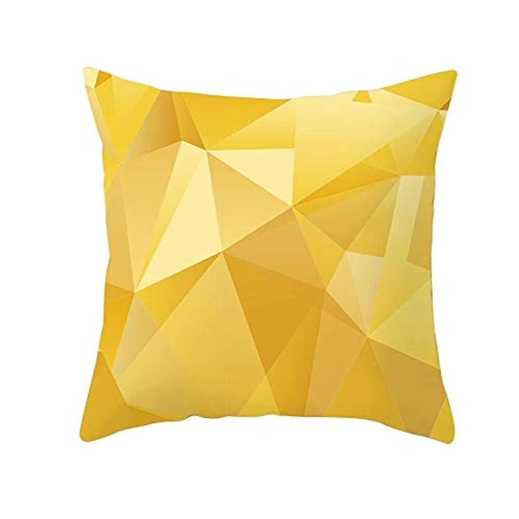 護衛参加者タワーLIFE 装飾クッションソファ 幾何学プリントポリエステル正方形の枕ソファスロークッション家の装飾 coussin デ長椅子 クッション 椅子