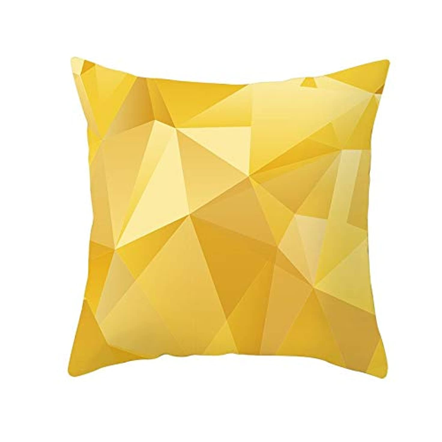 非互換簡単な捕虜LIFE 装飾クッションソファ 幾何学プリントポリエステル正方形の枕ソファスロークッション家の装飾 coussin デ長椅子 クッション 椅子