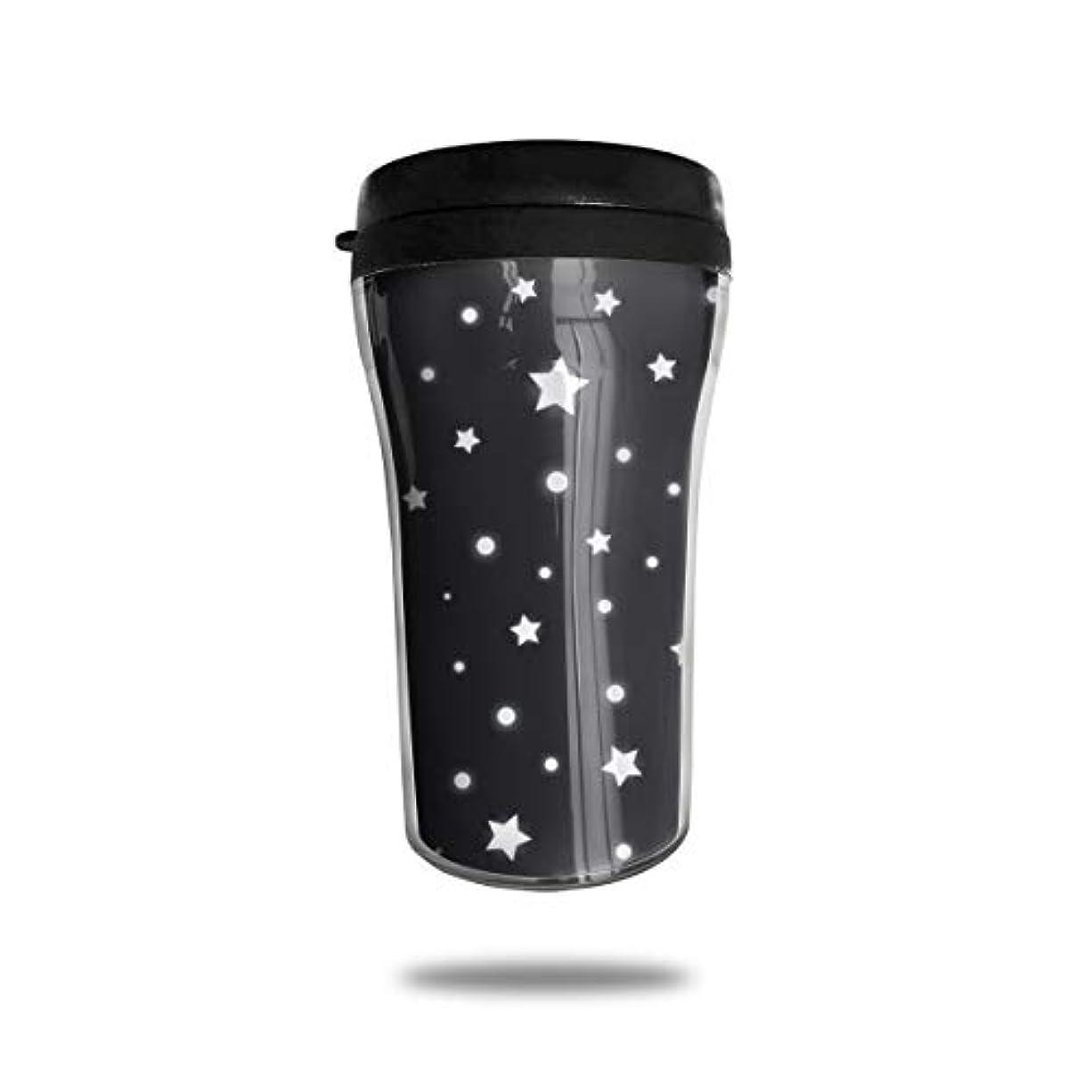 遵守する維持中間Stars Sky Night ハイエンド、スタイリッシュ、シンプル、絶妙で人気のあるコーヒーカップはコンパクトで持ち運びが簡単です