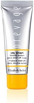 Elizabeth Arden PREVAGE City Smart Double Action Detox Peel Off Mask, 75ml