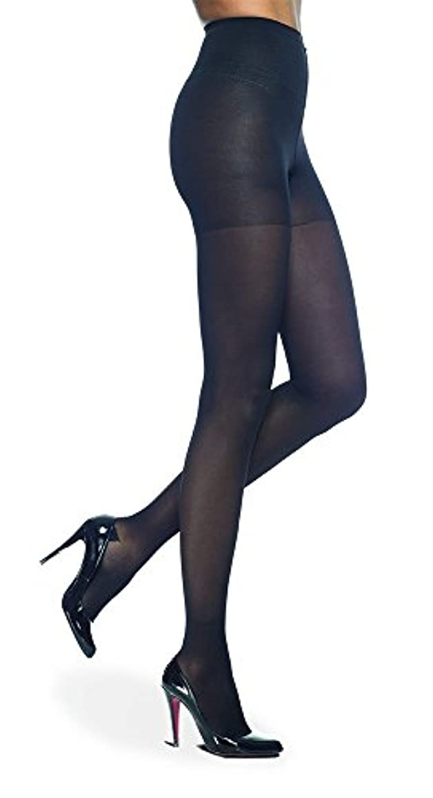 誇りに思う廃棄バランスSigvaris EverSheer Compression Pantyhose 15-20mmHg Women's Closed Toe Short Length, Small Short, Black by Sigvaris