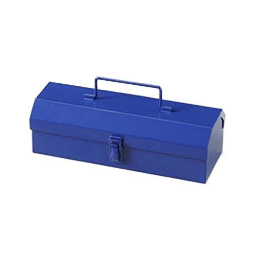 セトクラフト スチールツールボックスミニ ブルー・SI-3000-BL-130