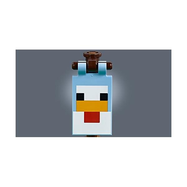 レゴ(LEGO) マインクラフト ニワトリ小屋...の紹介画像8