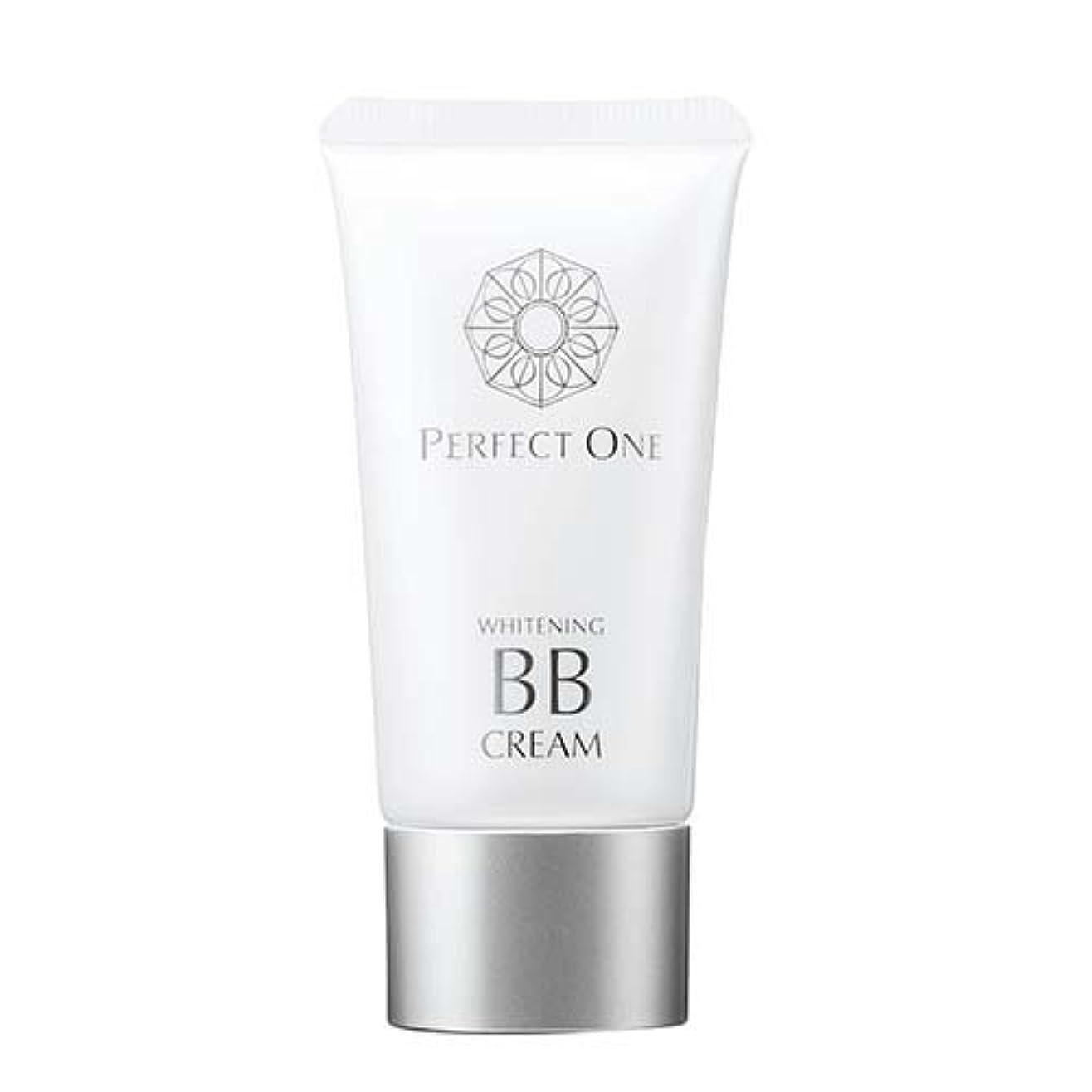 商品小切手敵新日本製薬 パーフェクトワン 薬用ホワイトニングBBクリーム ピンクナチュラル 25g