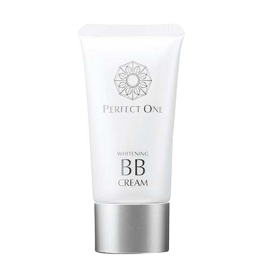日光架空の十分な新日本製薬 パーフェクトワン 薬用ホワイトニングBBクリーム ピンクナチュラル 25g