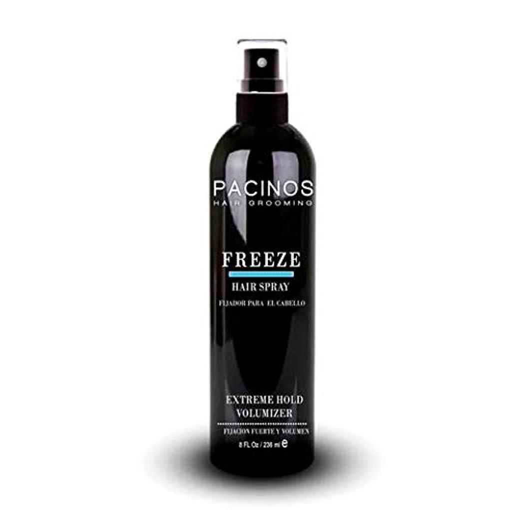 クーポンエキス失業者PACINOS Freeze - Hair Hold & Volumizer