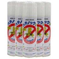 スズメバチ駆除殺虫剤 ハチノックV 480ml×6本/【ケー...