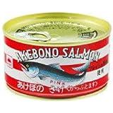 マルハニチロ あけぼの 鮭水煮 180g×12缶