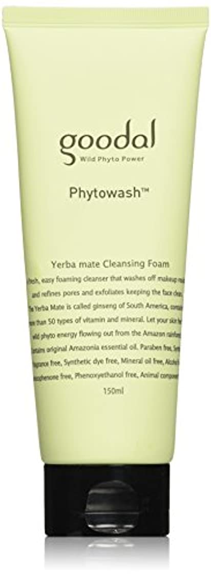 口頭きらきら誤解Goodal Phyto Yerba mate Cleansing Foam(150ml)
