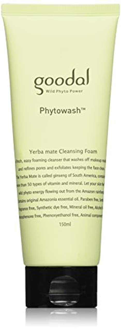 出身地無限大リスクGoodal Phyto Yerba mate Cleansing Foam(150ml)
