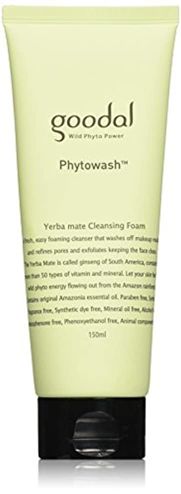 Goodal Phyto Yerba mate Cleansing Foam(150ml)