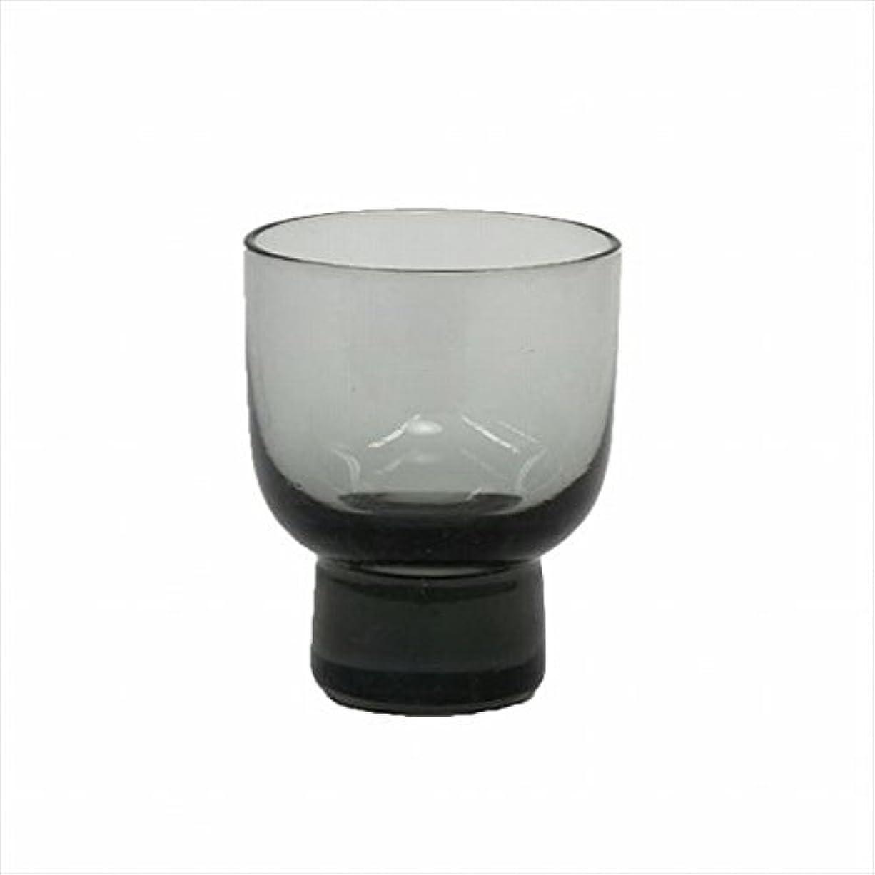 顕著気を散らす病気だと思うカメヤマキャンドル(kameyama candle) ロキカップ 「 スモーク 」