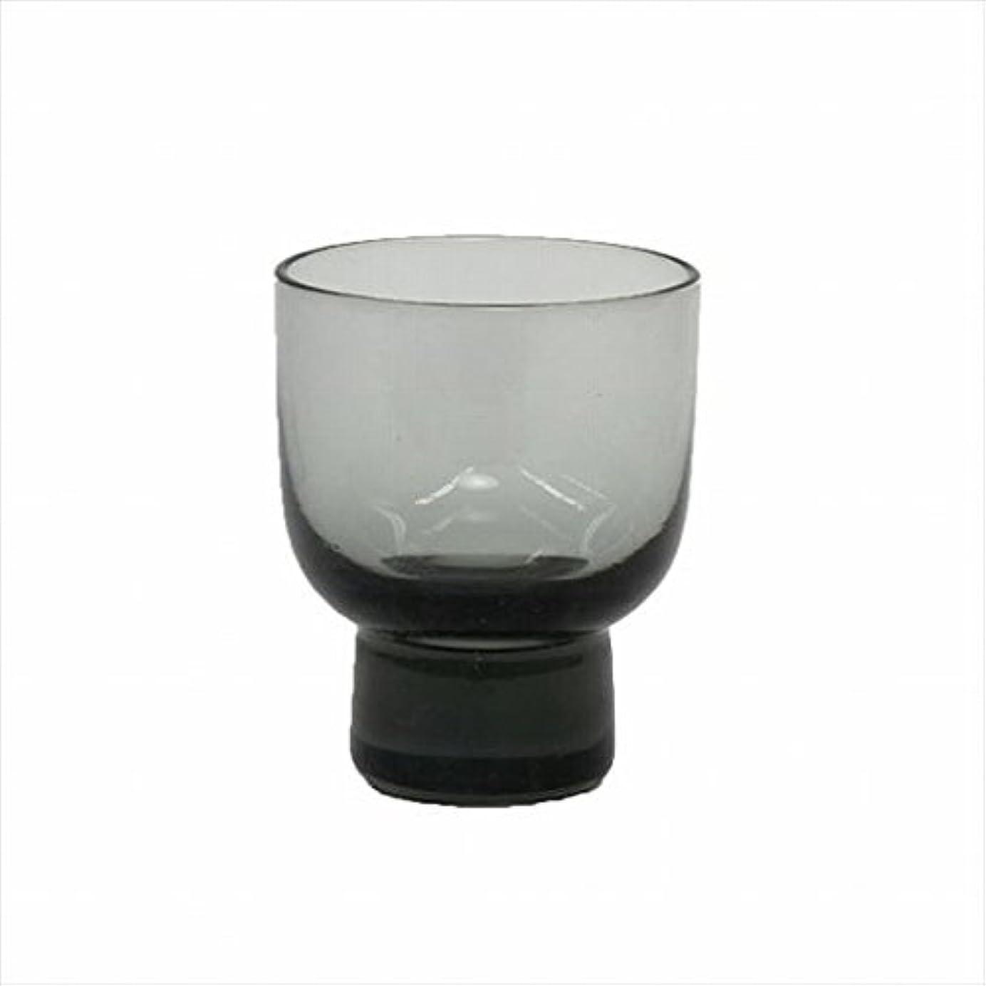 補充細断親愛なカメヤマキャンドル(kameyama candle) ロキカップ 「 スモーク 」