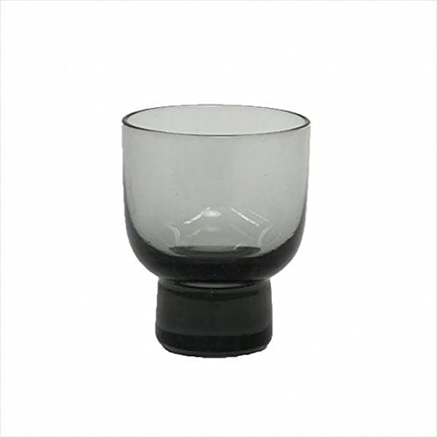 カメヤマキャンドル(kameyama candle) ロキカップ 「 スモーク 」