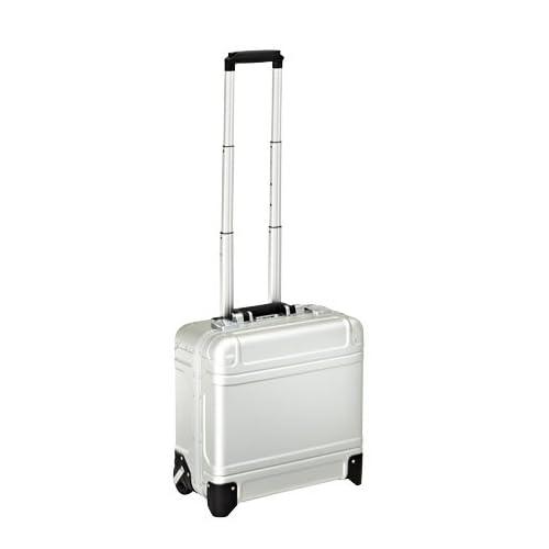 [ゼロハリバートン]ZERO HALLIBURTON スーツケース ZR-Geo 17インチ 2輪キャリーケース シルバー ZRG17-SI/94014-05 [並行輸入品]