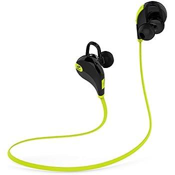 SoundPEATS(サウンドピーツ) Q12 Bluetooth イヤホン 高音質 apt-X対応 マグネット搭載 マイク付き スポーツ ブルートゥース イヤホン ブラック