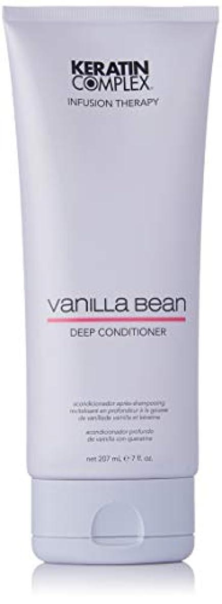 無人事前に適格Infusion Therapy Vanilla Bean Deep Conditioner (For All Hair Types) - 207ml/7oz