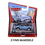 カーズ2 キャラクターカーコレクションアソートVOL.7 (2) フィン・マックミサイル FINN MCMISSILE 【ミニカー マテル】