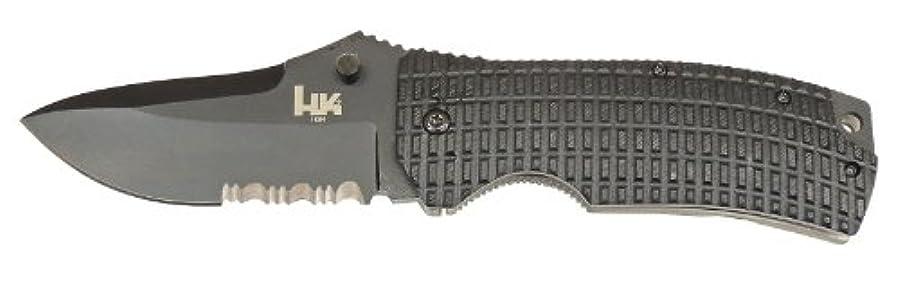 小間ペレット極地H&K(ヘッケラー&コック) HK14201SBT コンスピアラシー 半波 ハンドル:11.5cm G10 ブレード:9CR13