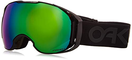 OAKLEY(オークリー) スノー ゴーグル Airbrake XL Factory Pilot Blackout (Asia Fit) OO7078-17