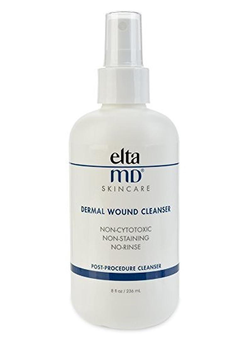 合図ピービッシュエンジニアエルタMD Dermal Wound Cleanser (with 21 Lint-Free Cosmetic Pads) 236ml/8oz並行輸入品