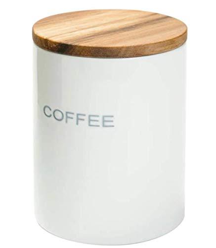 磁器キャニスター600ml(COFFEE) 保存容器 NITORI 人気