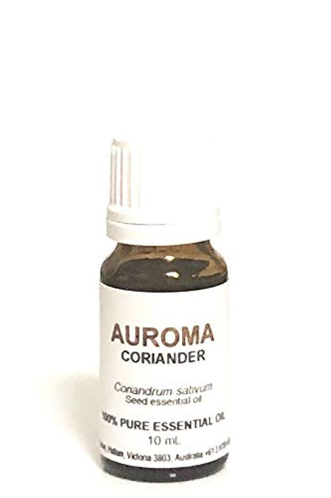 遺伝子子供時代一方、AUROMA コリアンダー 10ml