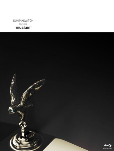 """スキマスイッチ TOUR 2012 """"musium""""THE MOVIE(初回生産限定盤) [Blu-ray]"""