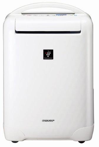 SHARP プラズマクラスター冷風除湿機 ホワイト系 CV-C100-W
