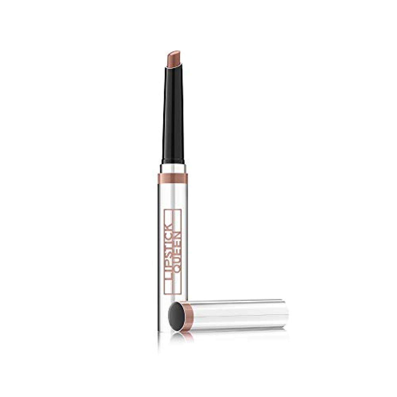 アライアンスブランドポンペイリップスティック クィーン Rear View Mirror Lip Lacquer - # Little Nude Coupe (A Pinky Beige Nude) 1.3g/0.04oz並行輸入品