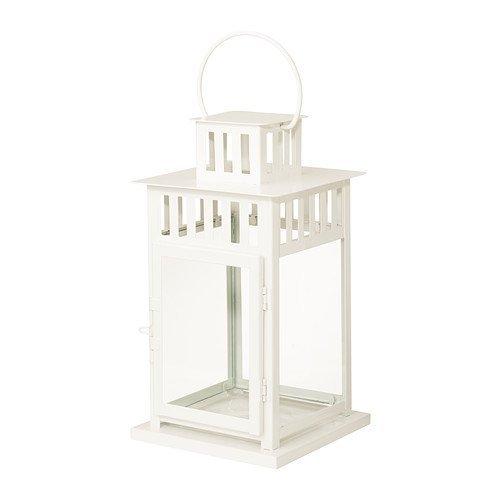 RoomClip商品情報 - BORRBY ブロックキャンドル用ランタン, ホワイト 室内/屋外用 ホワイト