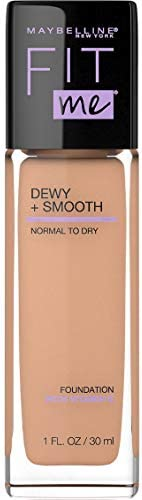 Maybelline Fit Me Dewy & Smooth Luminous Liquid Foundation - Pure Beige