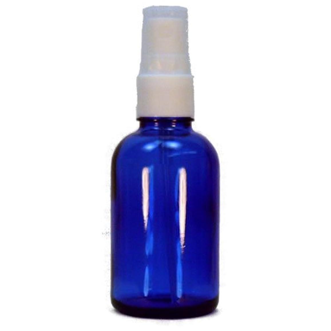 式桃承認スプレーボトル ブルー 30ml 6本セット
