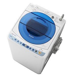 パナソニック 6.0kg 全自動洗濯機(ブルー)Panasonic エコウォッシュシステム NA-FS60H2-A