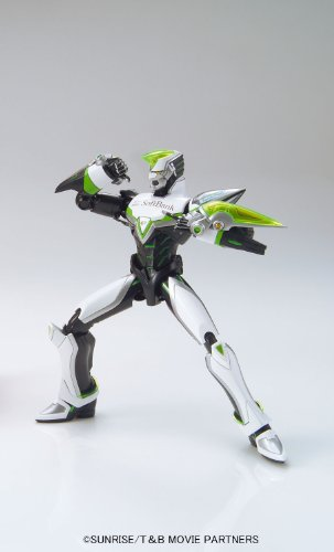 Figure-rise 6 ワイルドタイガー (TIGER & BUNNY)