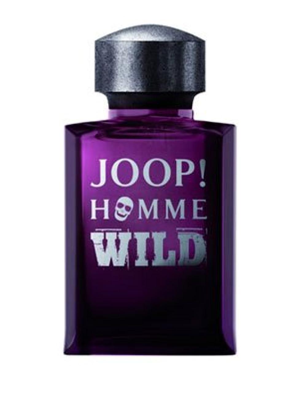 違法実行強化するJoop! Homme Wild (ジョープ オム ワイルド) 4.2 oz (126ml) EDT Spray