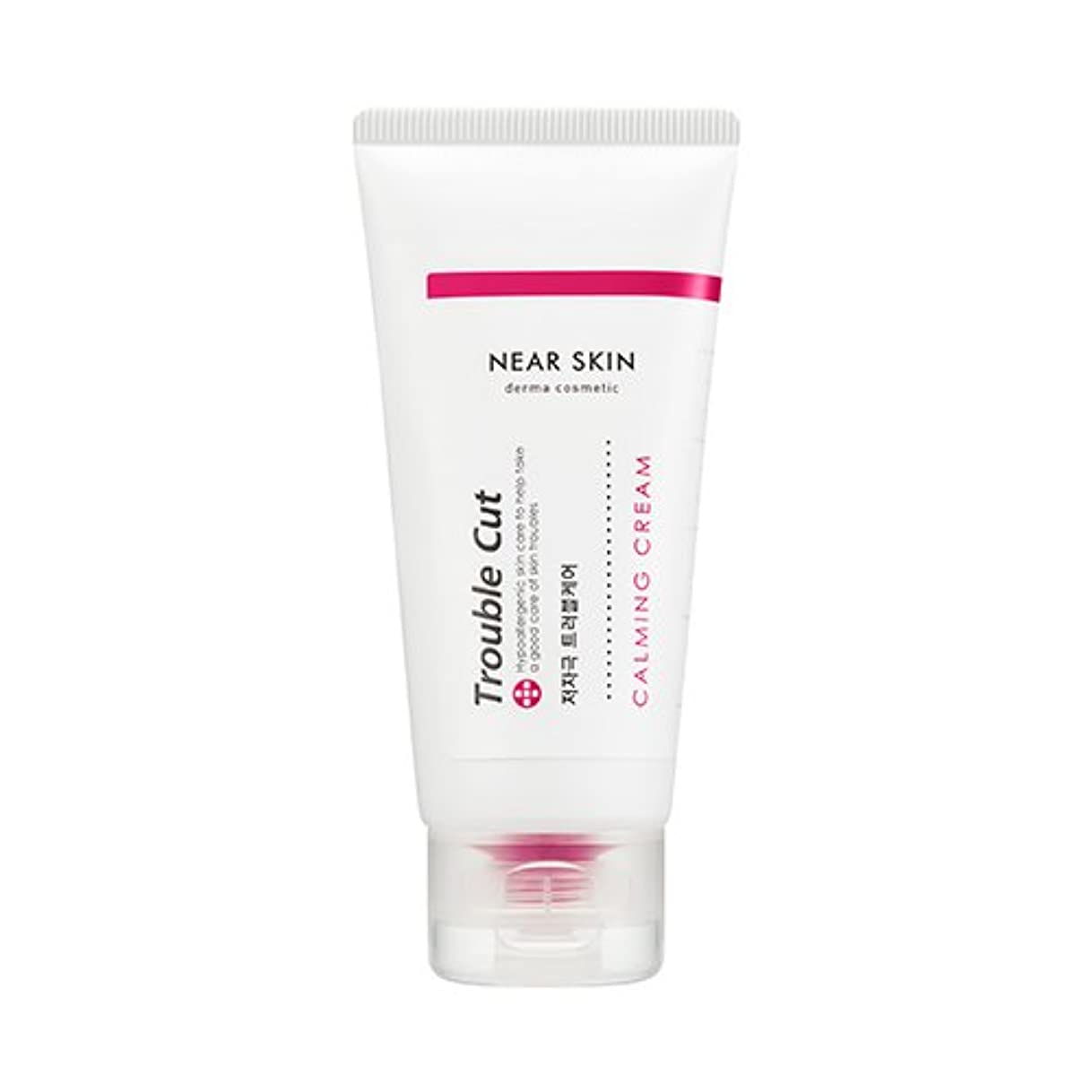 戦略足枷香港MISSHA [Near Skin] Trouble Cut Calming Cream 20ml / ミシャ ニアスキン トラブルカットカミングクリーム [並行輸入品]