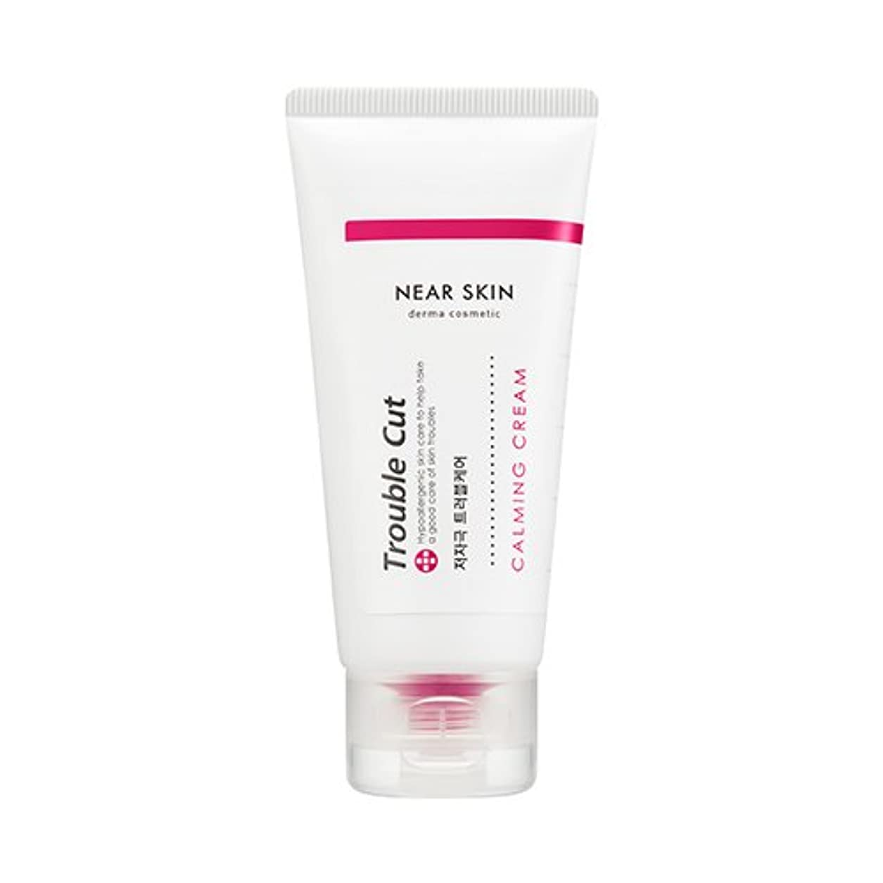 柔らかい足トンネル浸食MISSHA [Near Skin] Trouble Cut Calming Cream 20ml / ミシャ ニアスキン トラブルカットカミングクリーム [並行輸入品]
