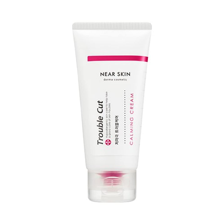タクト神秘リアルMISSHA [Near Skin] Trouble Cut Calming Cream 20ml / ミシャ ニアスキン トラブルカットカミングクリーム [並行輸入品]