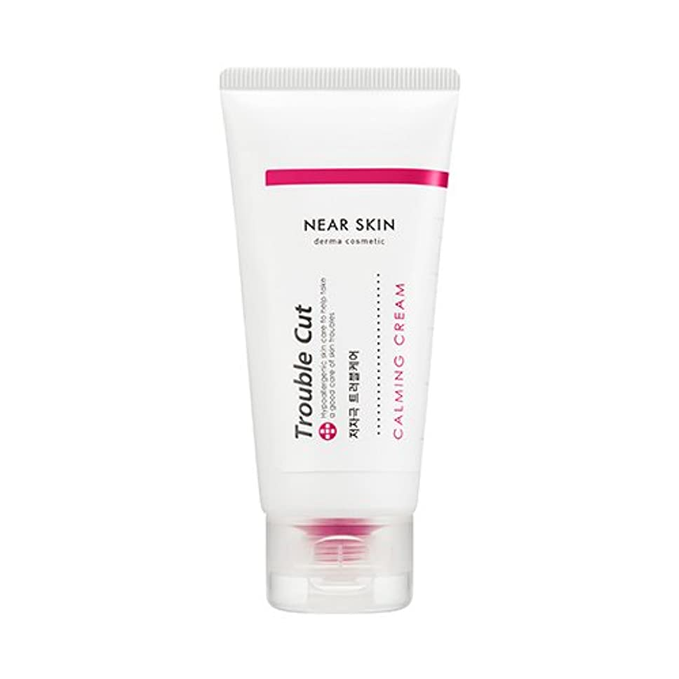 飲食店開示する密輸MISSHA [Near Skin] Trouble Cut Calming Cream 20ml / ミシャ ニアスキン トラブルカットカミングクリーム [並行輸入品]