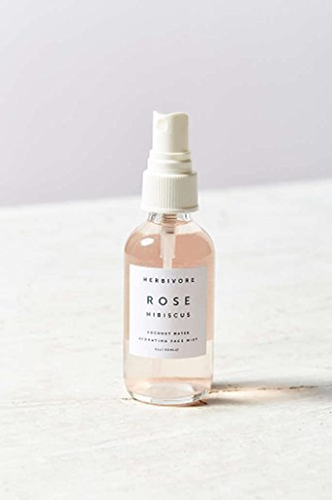 インフラ些細なレザーHERBIVORE Rose Hibiscus Hydrating Face Mist 60ml